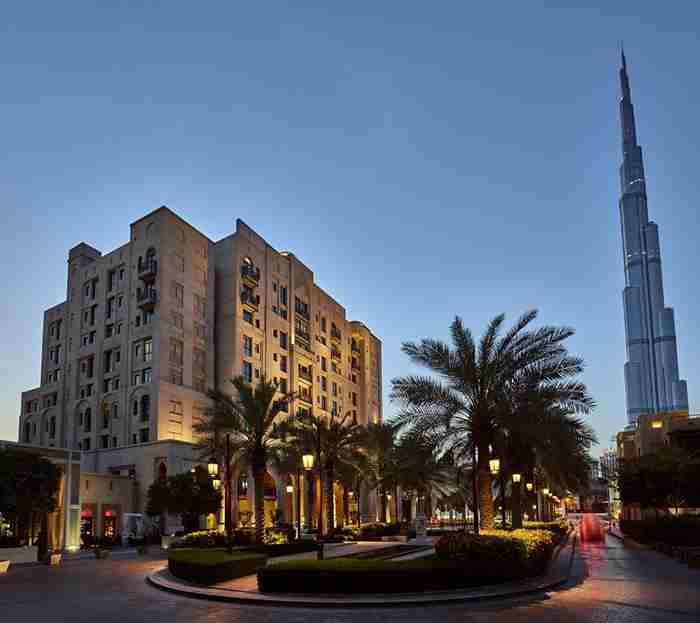 هتل منزل داون تاون دبی - Manzil Downtown