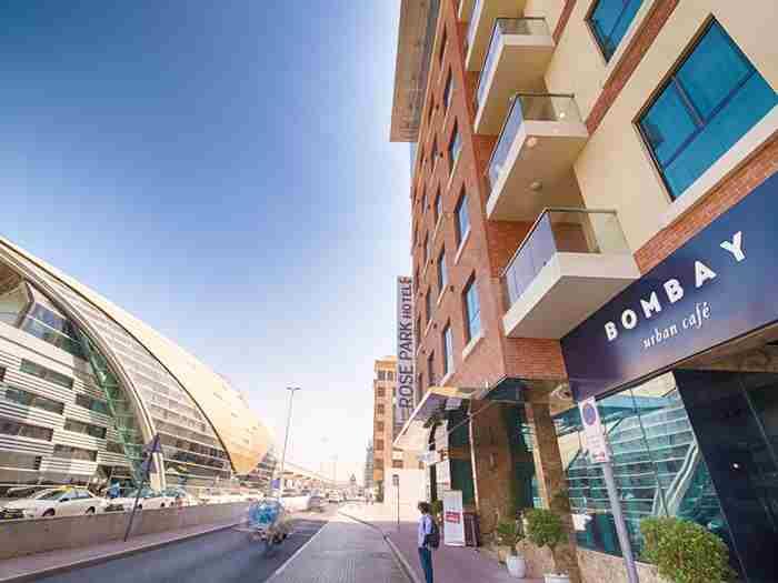 هتل رز پارک البرشا دبی - Rose Park Hotel Al Barsha