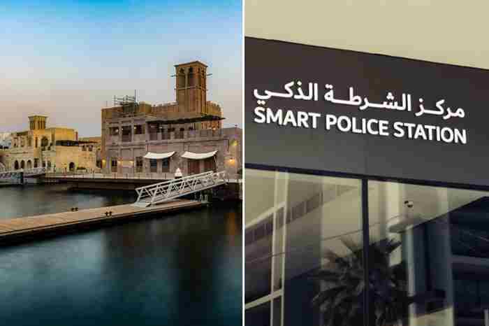 پلیس های جدید و هوشمند دبی