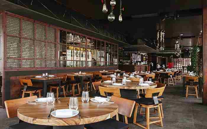 رستوران وایا ونتو دبی - Via Veneto