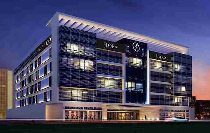 هتل فلورا این دبی - Flora Inn