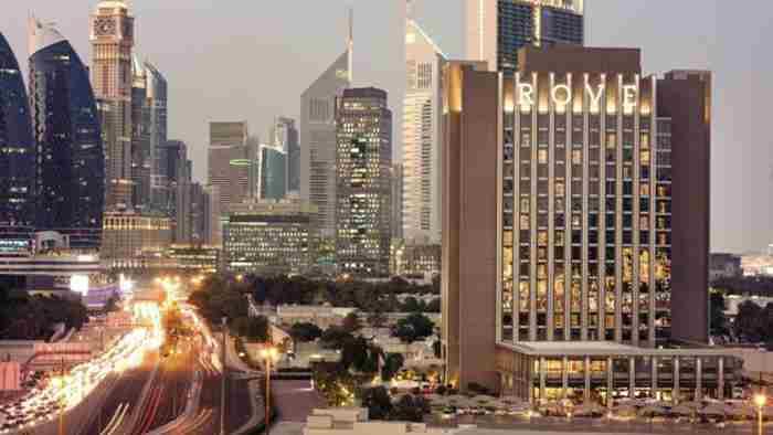 هتل روو مارینا دبی - Rove Dubai Marina