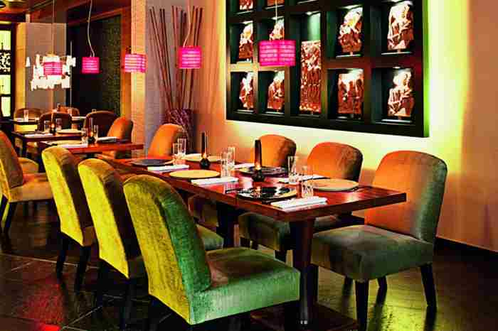 رستوران اسپایس امپریوم مارینا دبی - Spice Emporium