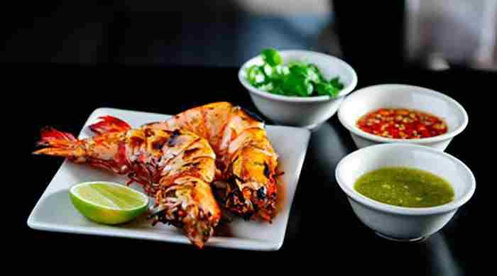 رستوران آشپزخانه تایلندی