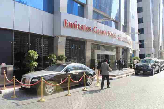امارات گرند هتل دبی - Emirates Grand