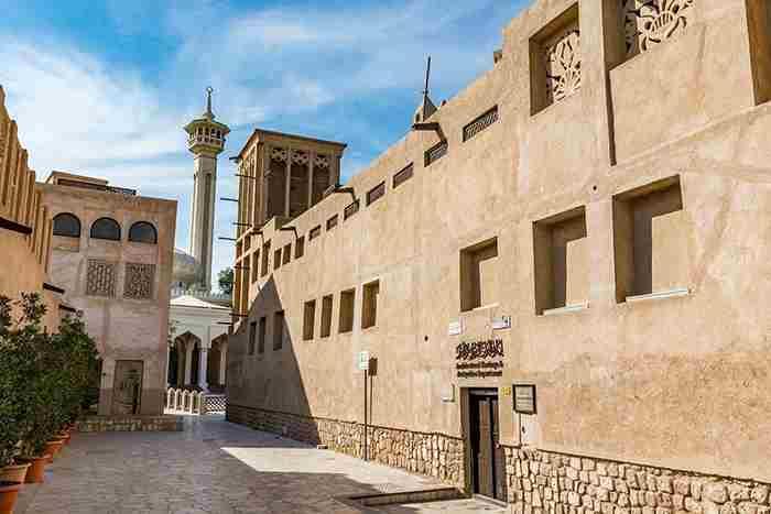 محله تاریخی الفهیدی