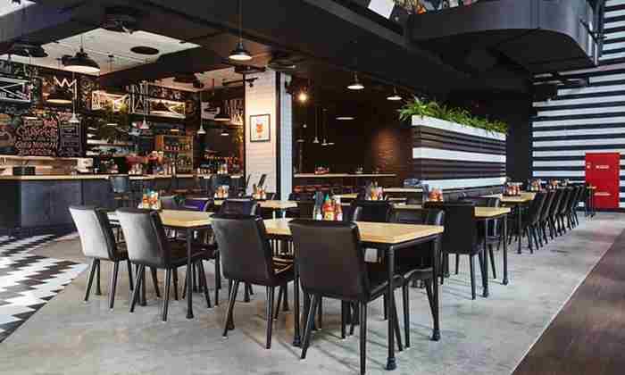 رستوران بلک تپ دبی - Black Tap