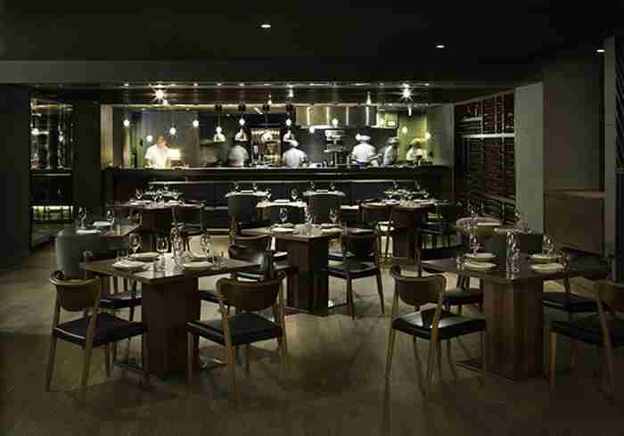 رستوران مارینا سوشال دبی - Marina Social