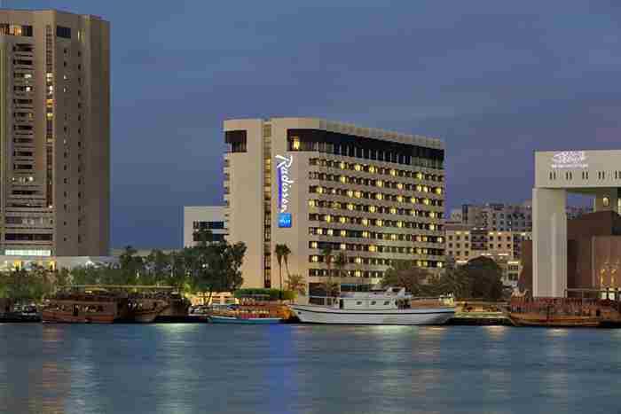 هتل رادیسون دیره دبی - Radisson Blu