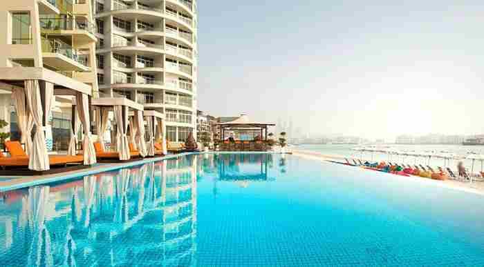 هتل رویال سنترال پام دبی - Royal Central Hotel The Palm