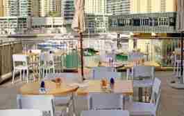 رستوران اولترا براسری مارینا دبی - Ultra Brasserie