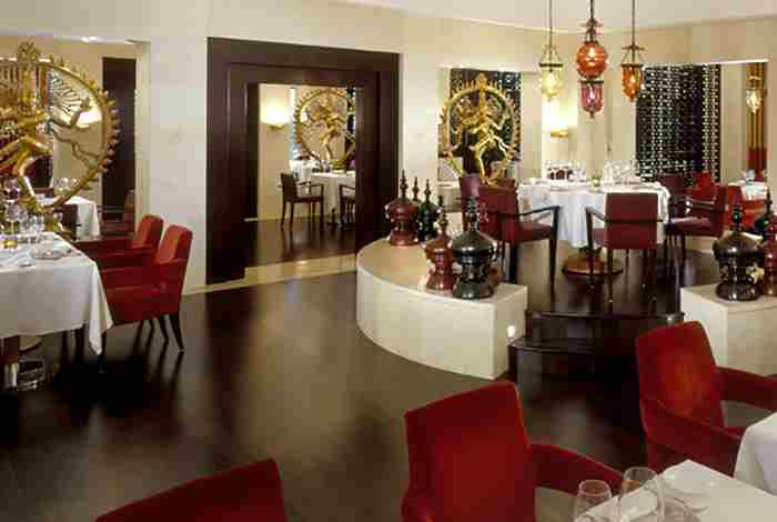 رستوران وینیت ایندیگو مارینا دبی - Indego by Vineet