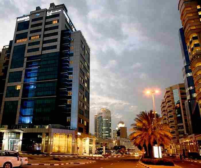 هتل سامایا دیره دبی- Samaya