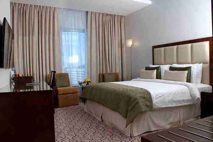 هتل سامایا دیره