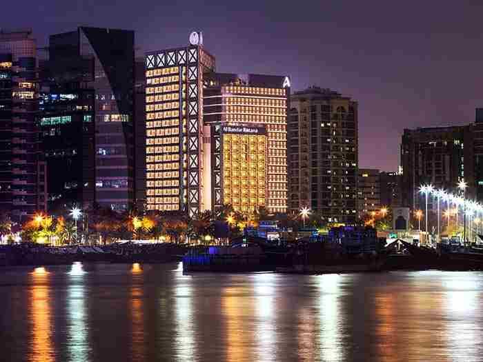 هتل البندر روتانا دبی - Al Bandar Rotana