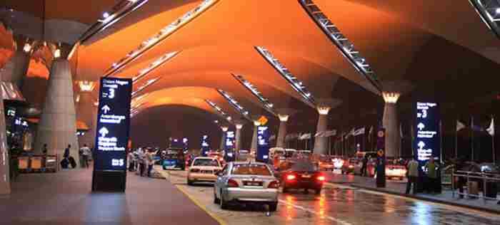 فرودگاه بین المللی کوالا