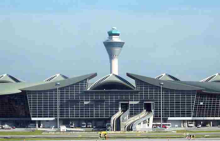 فرودگاه بین المللی کوالالامپور