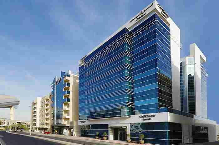 هتل کورت یارد ماریوت برشا دبی - Courtyard by Marriott Al Barsha