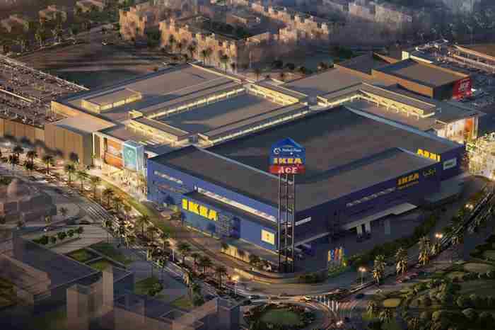 افتتاح بزرگترین آیکیای منطقه خاورمیانه در دبی