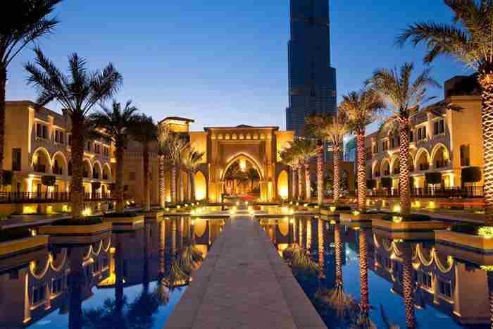 هتل پالاس داون تاون دبی - Palace Downtown