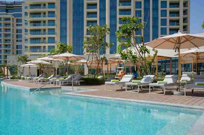 هتل ویدا امارات هیلز دبی - Vida Emirates Hills