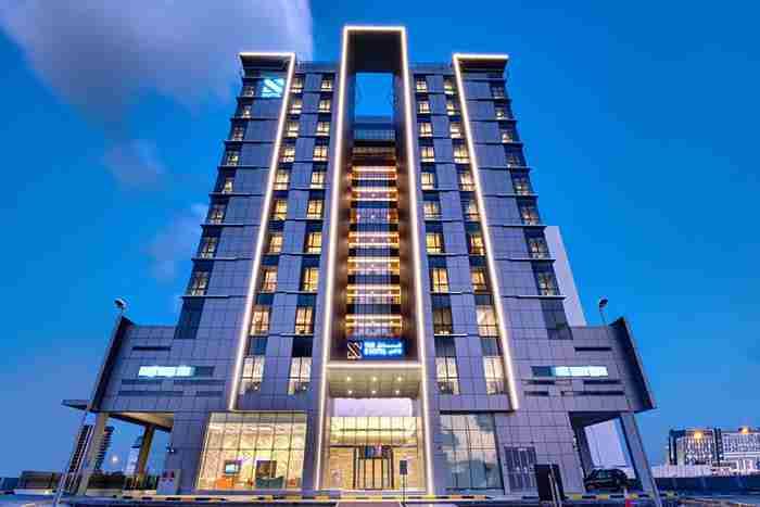 هتل اس البرشا دبی - The S Hotel Al Barsha