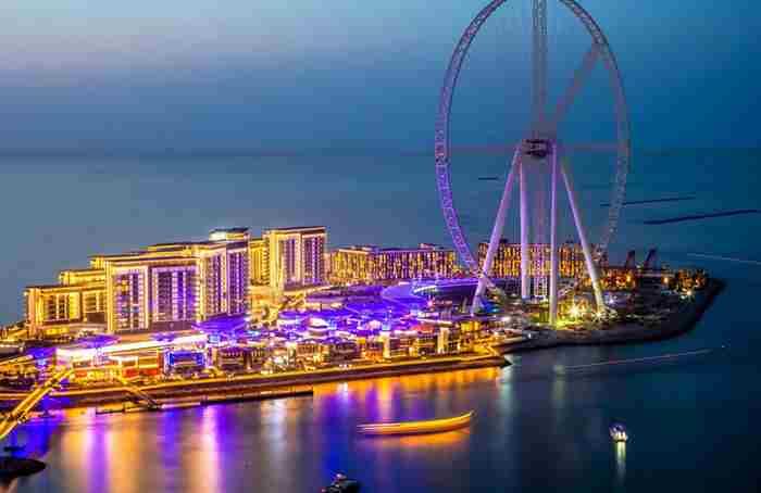 جاذبه های جدید دبی
