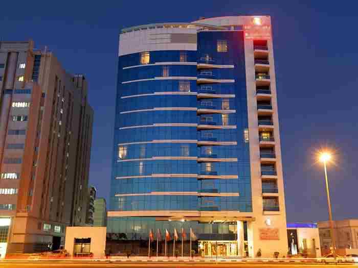 هتل کارلتون البرشا دبی - Carlton Al Barsha