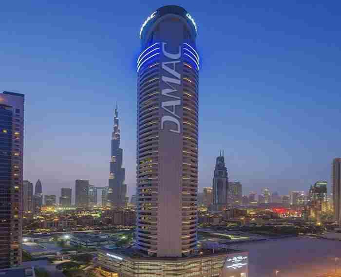 هتل داماک میسون دبی - DAMAC Maison