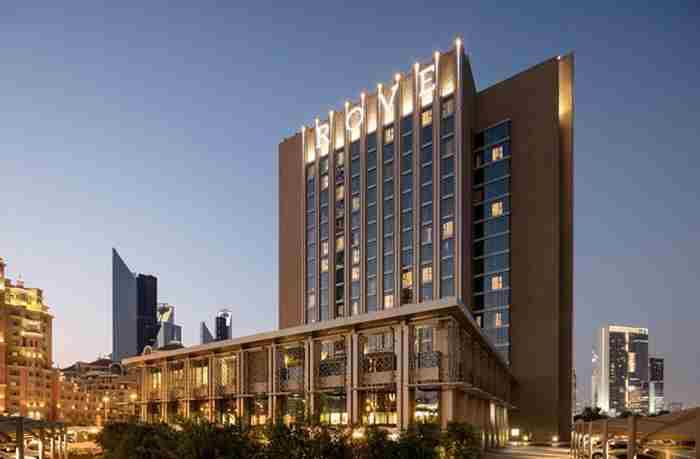 هتل روو هلثکر سیتی دبی - Rove Healthcare City