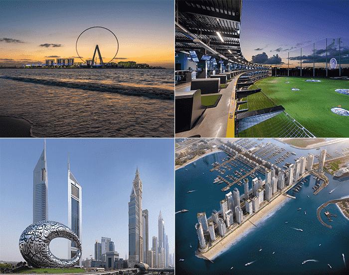 ۴ جاذبه گردشگری که در سال ۲۰۲۰ در دبی افتتاح میشود