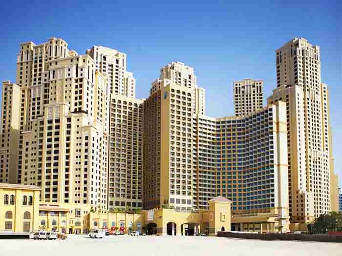 هتل امواج روتانا جمیرا بیچ دبی - Amwaj Rotana