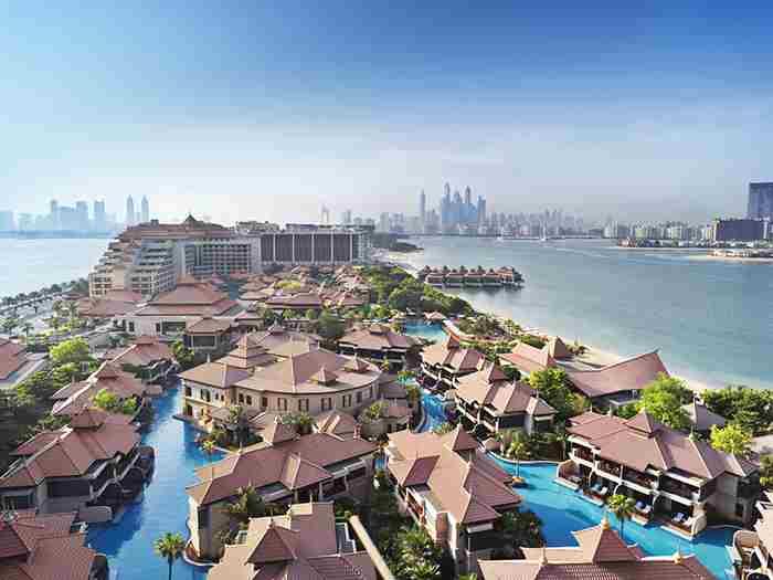 هتل آنانتارا دبی - Anantara The Palm