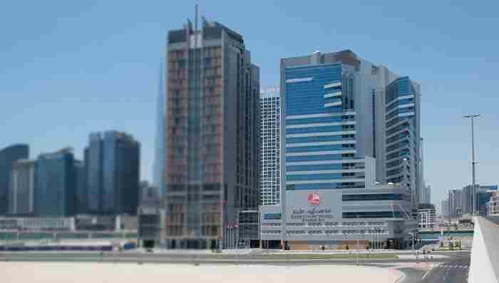 هتل گلف کورت بیزینس بی دبی - Gulf Court