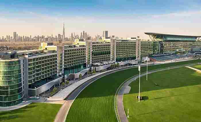 هتل میدان دبی - The Meydan