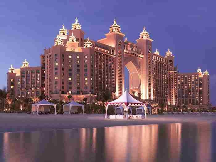 هتل آتلانتیس دبی - Atlantis The Palm
