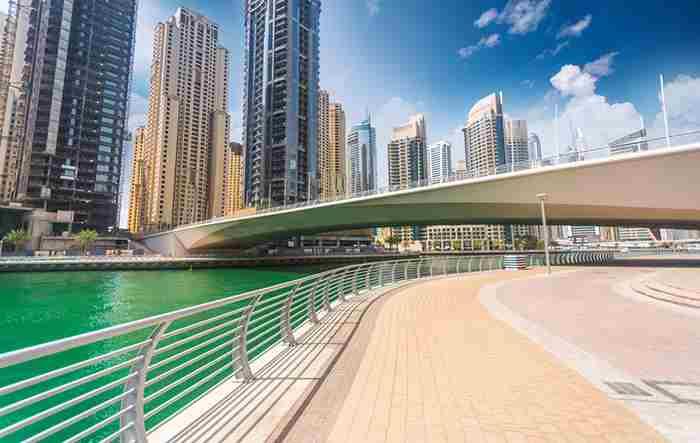 دویدن در دبی