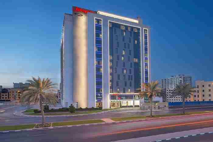 هتل همپتون بای هیلتون دبی - Hampton By Hilton
