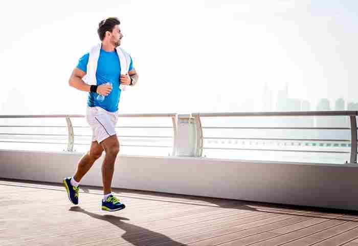 بهترین مکان ها برای دویدن در دبی