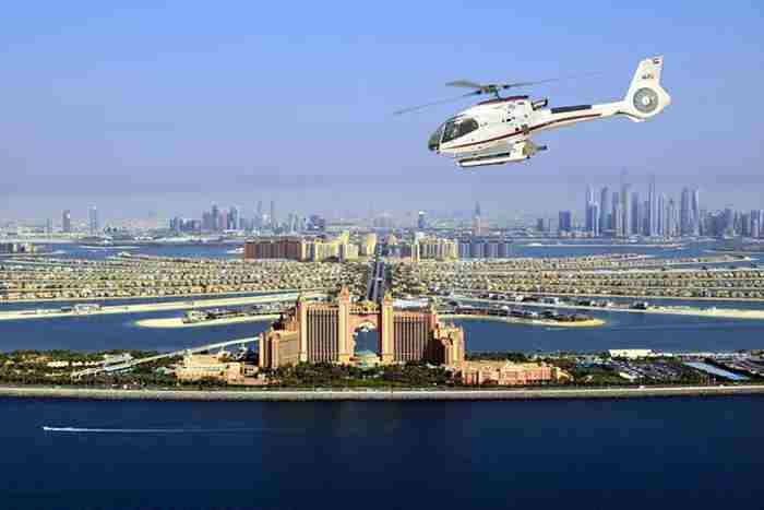 هلیکوپتر سواری