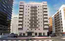 هتل منا پلازا دبی - MENA Plaza