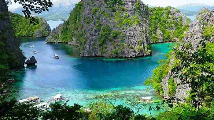 ۱۰ جزیره با زیبایی خیره کننده در آسیا