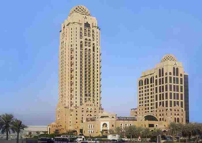 هتل آرجان بای روتانا دبی مدیا سیتی - Arjaan by Rotana