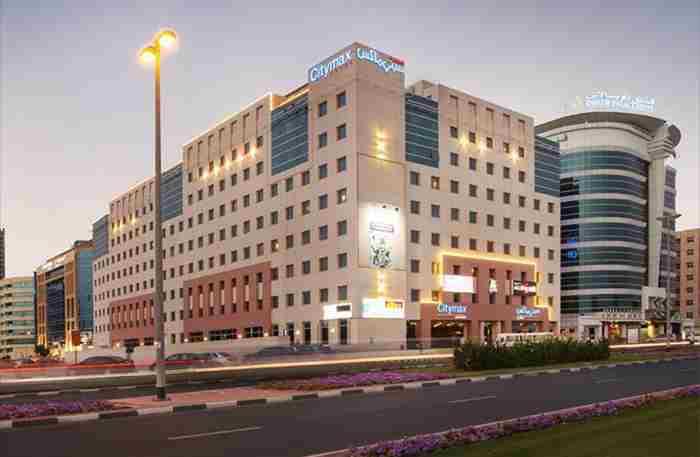 هتل سیتی مکس دبی - Citymax