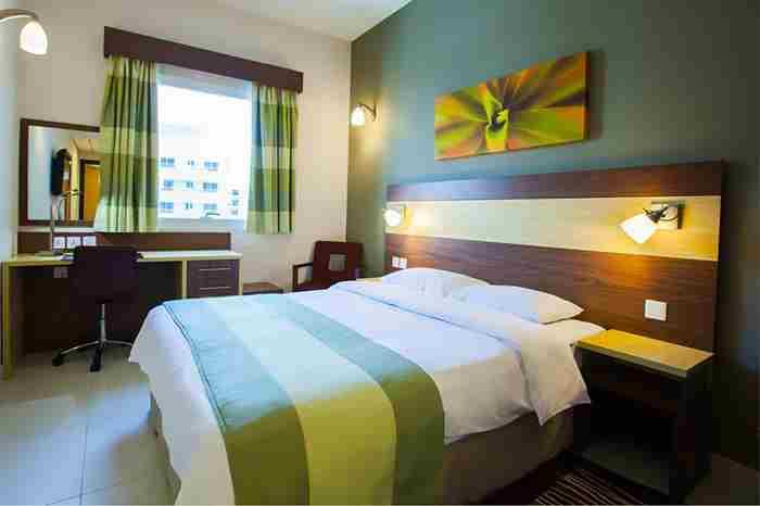 هتل سیتی مکس