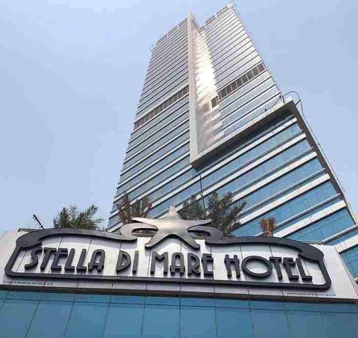 هتل استلا دی مار دبی - Stella Di Mare