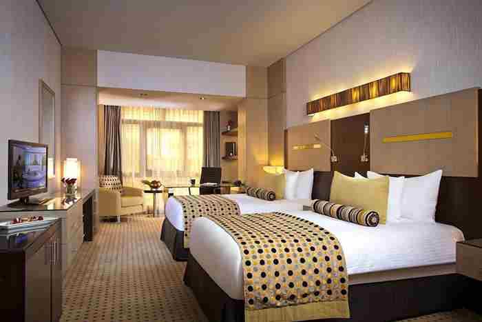 هتل تایم گرند پلازا