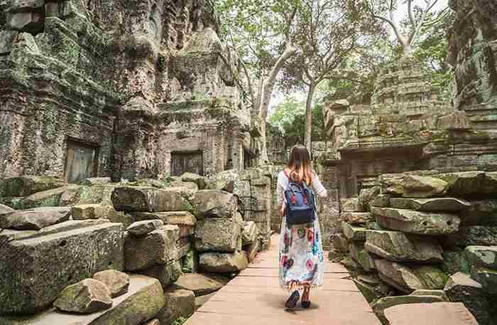 5 مکان مخفی برای بازدید در سفر به کامبوج