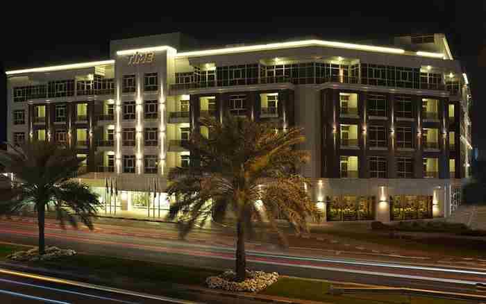 هتل تایم گرند پلازا دبی - TIME Grand Plaza
