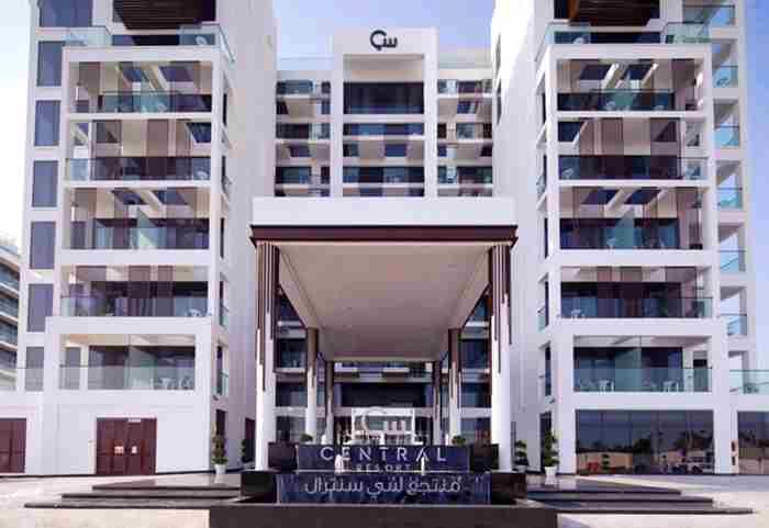 هتل سی سنترال ریزورت پالم دبی - C Central Resort The Palm